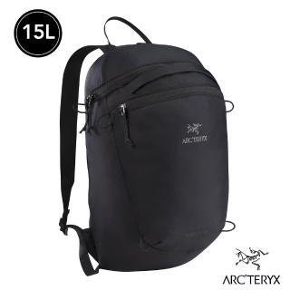 【Arcteryx 始祖鳥】24系列 Index 15L 輕量多功能後背包(黑)   Arcteryx 始祖鳥