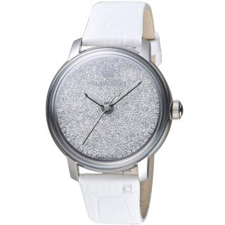 【SWAROVSKI 施華洛世奇】璀璨光彩時尚腕錶(5295383)  SWAROVSKI 施華洛世奇