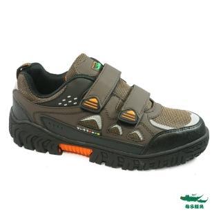 【母子鱷魚】舒適機能工作鞋  母子鱷魚