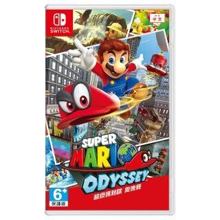 【Nintendo】超級瑪利歐 奧德賽 (對應中文)  Nintendo 任天堂