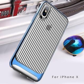 【USAMS】Apple iPhone X 欣浪系列旅行箱手機殼/保護殼(背蓋防摔殼)   USAMS