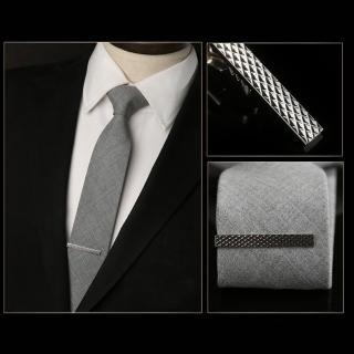 【拉福】領帶夾窄版領帶夾窄領夾(多款)   拉福