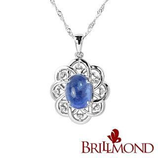 【BRILLMOND JEWELRY】綻放天然丹泉石墜  BRILLMOND JEWELRY
