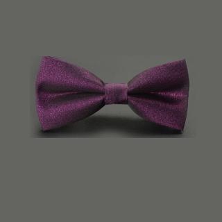【拉福】領結星光新郎結婚領結糾糾(紫)   拉福