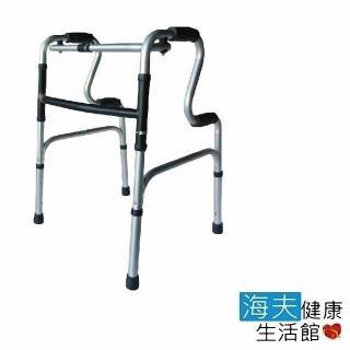 【建鵬 海夫】JP-701鋁合金R型助行器 恆伸機械式助行器(未滅菌)   建鵬 海夫