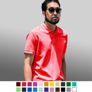 【男人幫】F0177*純棉 - 領口加厚 - 180克320碼圓領短袖素面T恤(F0177)  男人幫