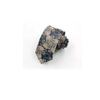 【拉福】領帶6cm中窄版領帶拉鍊領帶(皇龍)  拉福