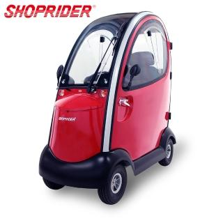 【SHOPRIDER】TE-889XLSN Cabin電動代步車(全罩式車款)  SHOPRIDER