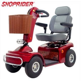 【SHOPRIDER】TE-889N電動代步車(P型把手款)  SHOPRIDER