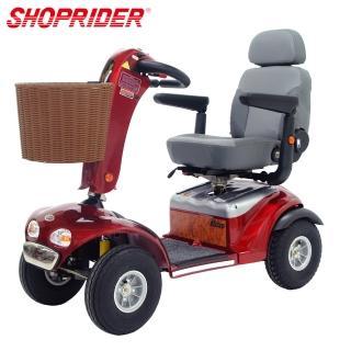 【SHOPRIDER】TE-889SL電動代步車(P型把手)  SHOPRIDER