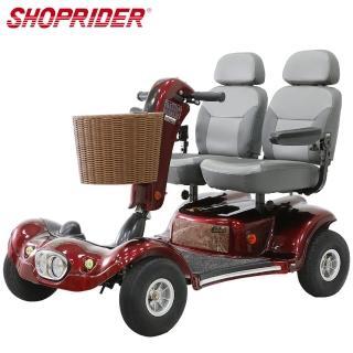 【SHOPRIDER】TE-889DXD電動代步車(雙人共乘款)   SHOPRIDER