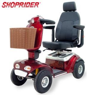 【SHOPRIDER】TE-889SLF電動代步車(豪華高背款)  SHOPRIDER