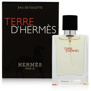 【Hermes 愛馬仕】大地男性淡香水12.5ml 噴式(部落客推薦)   Hermes 愛馬仕