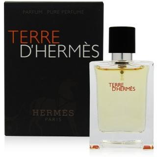 【Hermes 愛馬仕】大地男性淡香精12.5ml 噴式(回購率爆高)   Hermes 愛馬仕