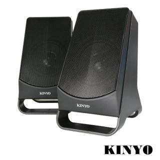 【KINYO】USB供電2.0多媒體音箱(US-213)  KINYO