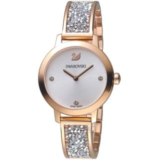 【SWAROVSKI 施華洛世奇】COSMIC ROCK閃耀時尚腕錶(5376092)  SWAROVSKI 施華洛世奇