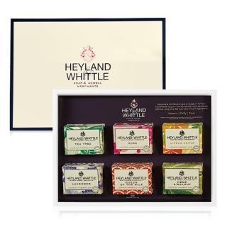 【H&W 英倫薇朵】英倫經典手工皂禮盒 彩裝限定版   H&W 英倫薇朵