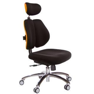 【吉加吉】雙背涼感 電腦椅 鋁腳/無扶手(TW-2995LUNHA)   吉加吉