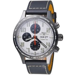 【BALL 波爾】FIREMAN STORM CHASER機械錶(CM2192C-L4A-WH)   BALL 波爾