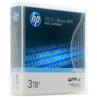 LTO-5 磁帶 C7975A 一盒五卷  HP