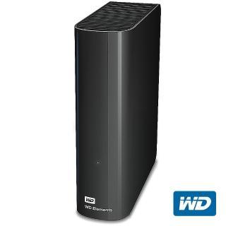 【WD 威騰】Elements Desktop 6TB 3.5吋外接硬碟(SESN)  WD 威騰