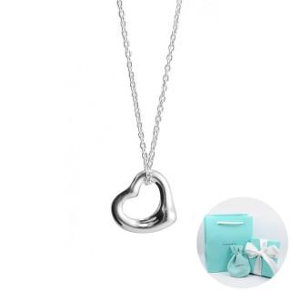 【Tiffany&Co. 蒂芙尼】經典純銀項鍊  Tiffany&Co. 蒂芙尼