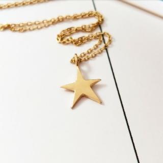 【DoriAN】閃耀金星(925純銀 鍍18K金)  DoriAN