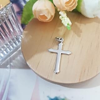 【DoriAN】十字架純銀墜頭 墜子(925純銀)  DoriAN