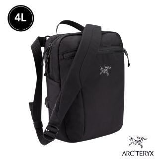 【Arcteryx 始祖鳥】24系列 Slingblade 4L 多功能斜背包(黑)   Arcteryx 始祖鳥