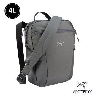 【Arcteryx 始祖鳥】24系列 Slingblade 4L 多功能斜背包(機長灰)   Arcteryx 始祖鳥