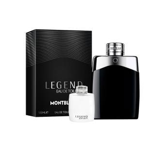 【MONTBLANC 萬寶龍】傳奇經典男性淡香水100ml(加贈小香乙瓶)   MONTBLANC 萬寶龍