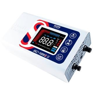 【麻新電子】SC-1000S 12V/24V 10A 微電腦控制全自動充電器(SC-1000S)  麻新電子