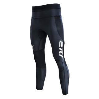 【2PIR】男款3D立體支撐壓力褲 皓月白  2PIR