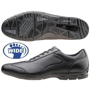 【MIZUNO 美津濃】WAVE LD40 CROSS 休閒紳士型 寬楦健走鞋 B1GC152309(健走鞋)   MIZUNO 美津濃