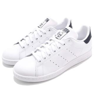 【adidas 愛迪達】Stan Smith 休閒 男鞋 女鞋 愛迪達 低筒 史密斯 白 藍(M20325)   adidas 愛迪達