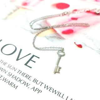 【DoriAN】幸福鑰匙Key鎖骨項鍊(925純銀 附精美禮盒)   DoriAN