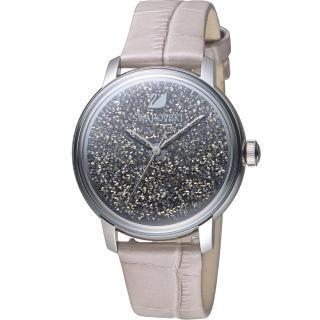 【SWAROVSKI 施華洛世奇】璀璨光彩時尚腕錶(5376074)  SWAROVSKI 施華洛世奇