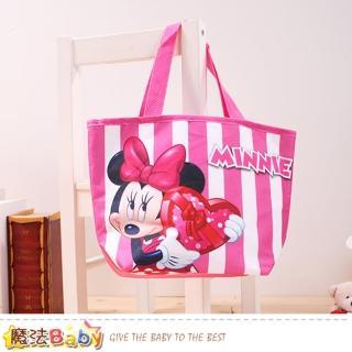【魔法Baby】保溫手提袋 迪士尼米妮授權正版(f0263)  魔法Baby