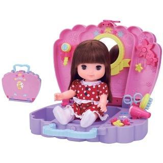 【Disney 迪士尼】知育娃娃系列(樂佩的美髮沙龍)   Disney 迪士尼