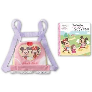 【Disney 迪士尼】知育娃娃系列(米奇米妮造型背帶)  Disney 迪士尼