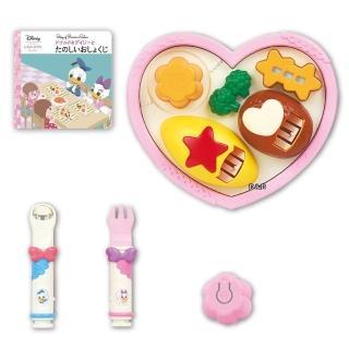 【Disney 迪士尼】知育娃娃系列(唐老鴨食物組)  Disney 迪士尼