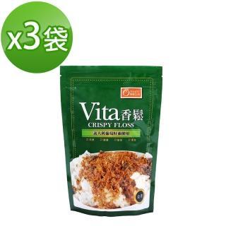 【康健生機】Vita素香鬆3袋組(300g/袋)  康健生機