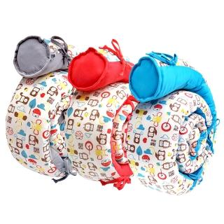 【mezoome】有機棉蛇圍/床圍(大象灰)  mezoome