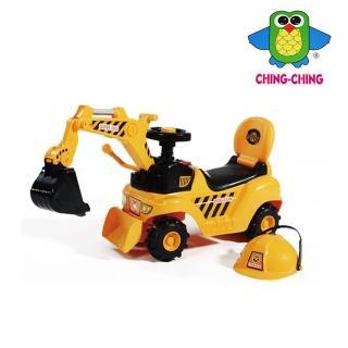 【Ching Ching 親親】挖土機助步車(WJ007)   Ching Ching 親親