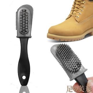 【足的美形】英國Dasco麂皮專用多功能刷(1支)  足的美形