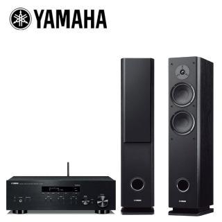 【YAMAHA 山葉】網路Hi-Fi二聲道音響組合(R-N303+NS-F160)   YAMAHA 山葉