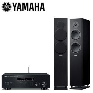 【YAMAHA 山葉】網路Hi-Fi二聲道音響組合(R-N303+NS-F150)   YAMAHA 山葉