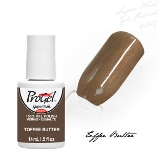 【SuperNail 美國專業光撩】80107(Toffee Butter 14ml)  SuperNail 美國專業光撩