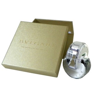 【BVLGARI 寶格麗】Omnia Crystalline 晶澈淡香水(15ml - 珠寶盒)  BVLGARI 寶格麗