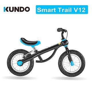 【西班牙KUNDO】2用平衡/腳踏車 SmartTrail V 12吋-藍色   西班牙KUNDO